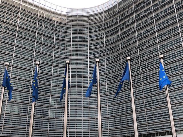 Kuva Euroopan parlamentista